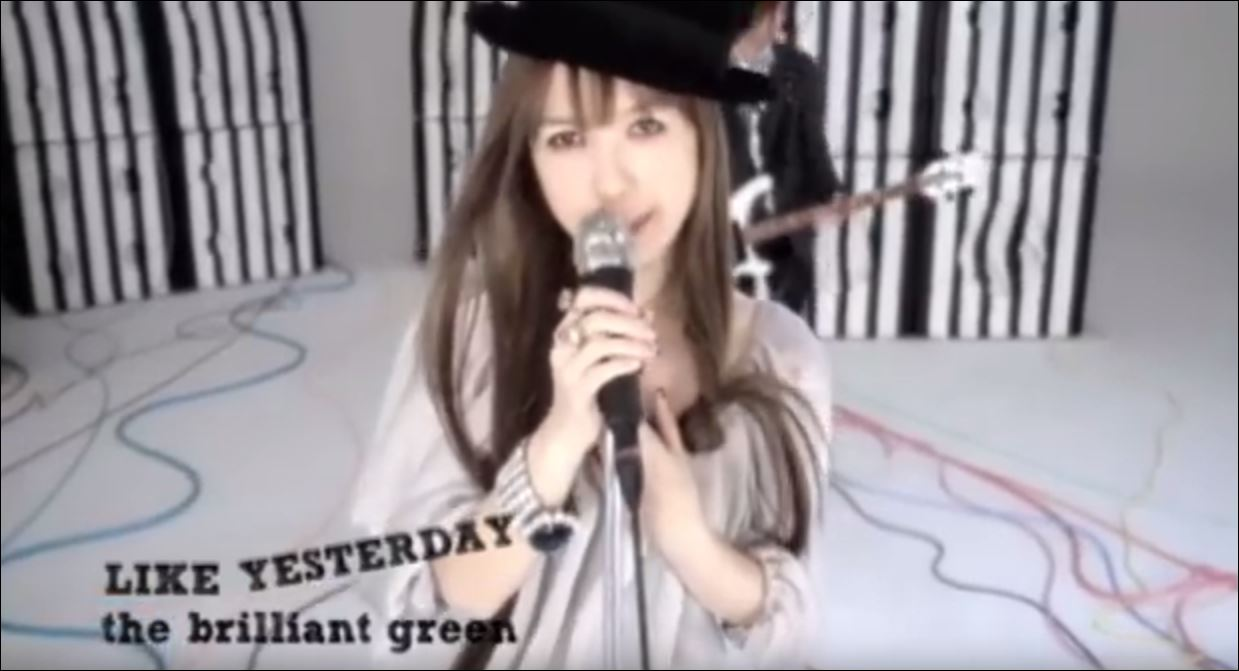 JRock247-the-brilliant-green-Like-Yesterday-MV-1