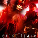 exist†trace live DVD – Just Like A Virgin cover