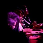 exist†trace at Hiro Ballroom NYC (purple SKY photo set)