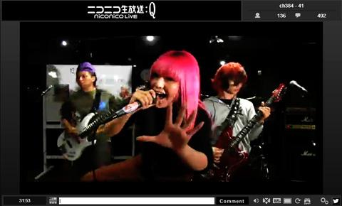 DAZZLE VISION channel on Nico Nico Douga – JRock247