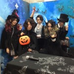 exist†trace – Halloween 2012