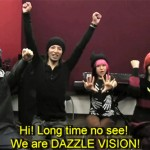DAZZLE VISION – Tekkoshocon comment video