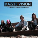 DAZZLE VISION – New band photo feat. guitarist Tony
