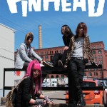 DAZZLE VISION on the cover of Pinhead magazine