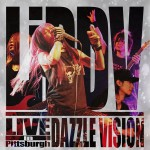 DAZZLE VISION – LIVE in Pittsburgh jacket released