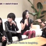 New World of exist†trace on Barks – Pt. 2