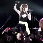 Cyntia – Through the Fire and the Desire (live)