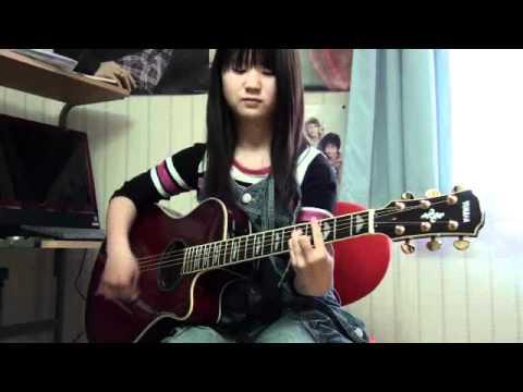 Superfly – Ai Wo Komete Hanataba Wo (cover)