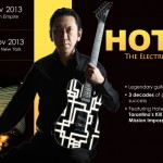 Tomoyasu Hotei announces support band for Electric Samurai Tour of Europe and America