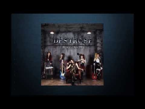 Destrose previews new songs MAZE and Fade Out