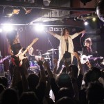 exist†trace live video and photos from Yabenomics final election