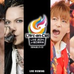 L'Arc~en~Ciel live concert to screen in 10 U.S. Cities