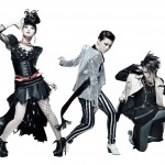 "exist†trace announces new look and new single ""Spiral Daisakusen"" for May 14!"