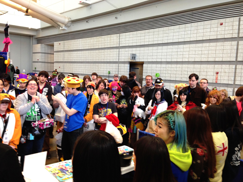 JRock247-Gacharic-Spin-Hard-Rock-2014-Booth-Fans-2