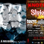 MAN WITH A MISSION to perform at KNOTFEST