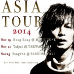 INORAN announces details of ASIA TOUR 2014 in November