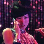 Shiina Ringo glams it up for LG's ISAI VL