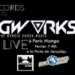 WING WORKS Overseas Debut at Paris Manga 2015