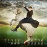 Free GACKT Calendar Wallpapers celebrate the New Year