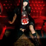 YOUSEI TEIKOKU's Yui models for SEX POT ReVeNGe