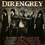 "DIR EN GREY returns to North America and Mexico on ""TOUR15 NEVER FREE FROM THE AWAKENING"""