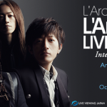 L'Arc-en-Ciel's LIVE 2015 L'ArCASINO to screen in New York