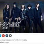 X Japan's Born To Be Free exclusive stream on Metal Hammer