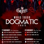 the GazettE WORLD TOUR16 DOGMATIC -TROIS- coming to America & Europe