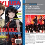 URBANGARDE interview in April issue of Otaku USA