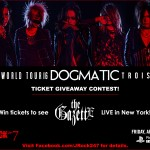 Win tickets to see the Gazette in New York!
