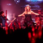 Anna Tsuchiya holds live performance at ROAD TO ASIA in Shanghai