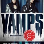 VAMPS headlines North American tour in November and unleashes new music video