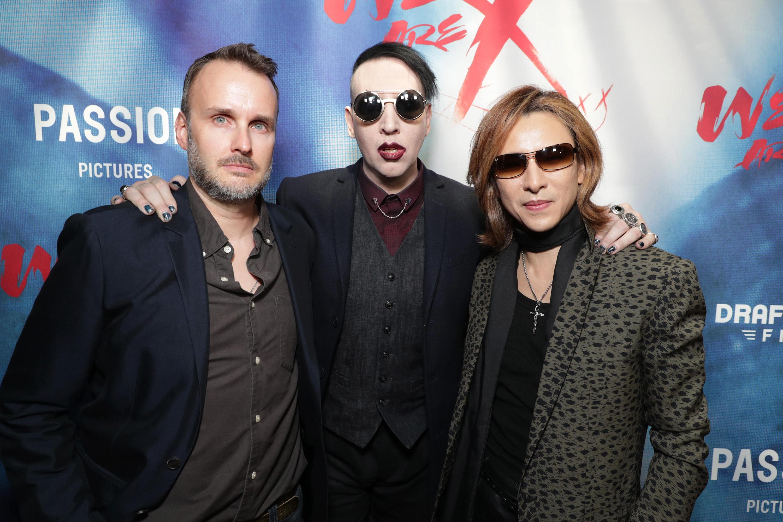 Stephen Kijak, Marilyn Manson, Yoshiki