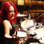 Japanese drummer Misai builds her bridge to an American career – Interview (2016)
