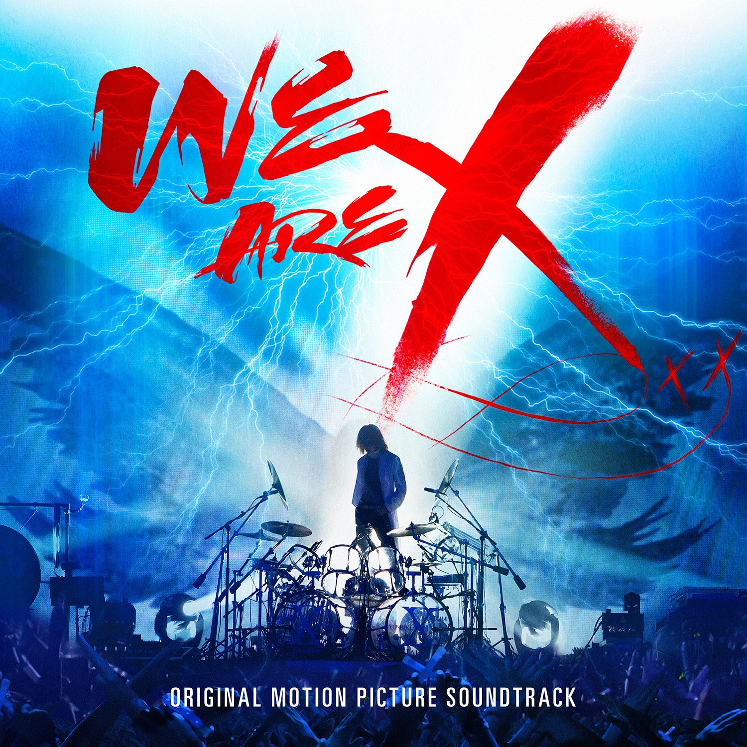 Image result for album art X Japan: We Are X Soundtrack