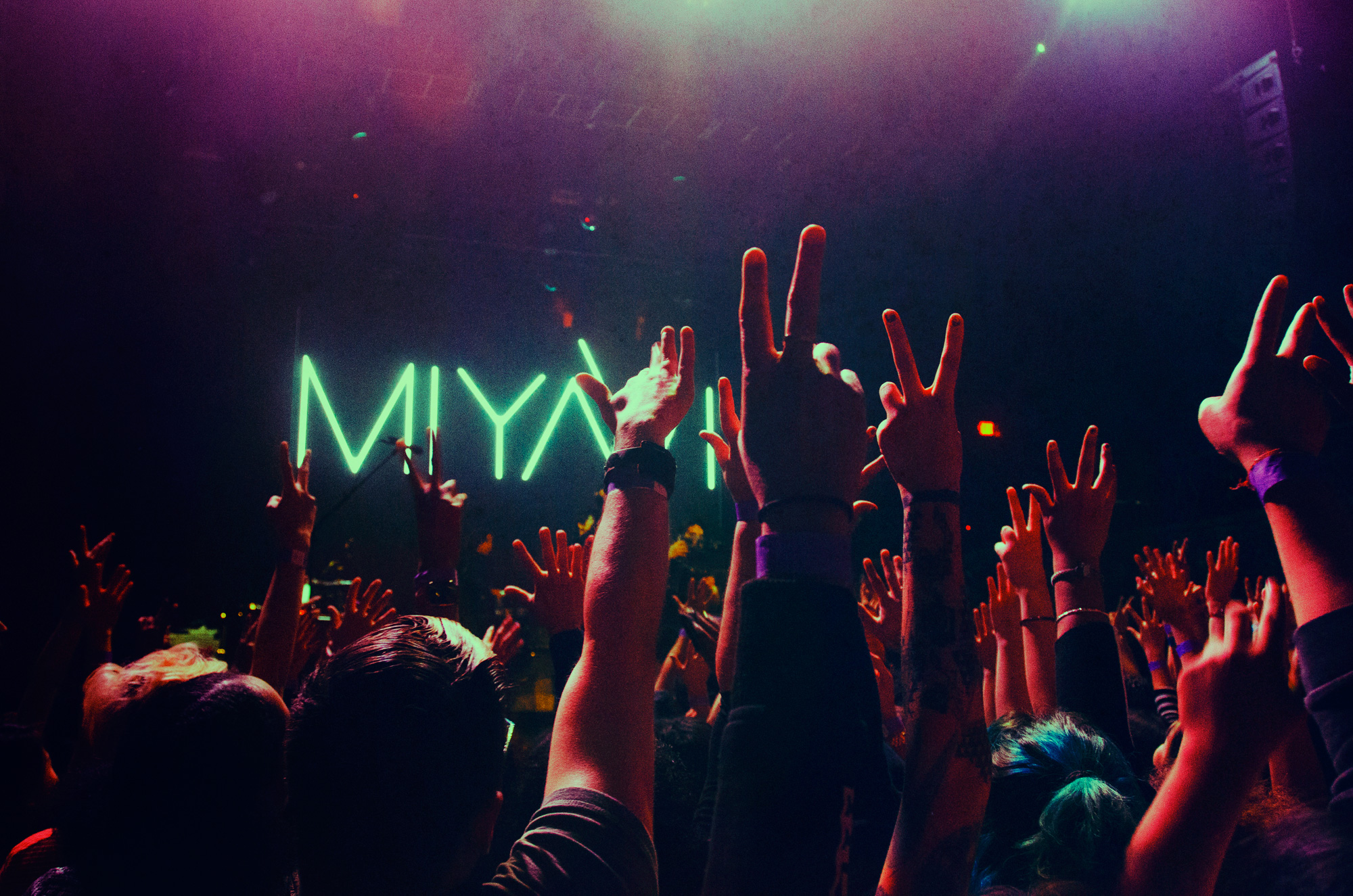 Miyavi Brings Rock Love And Peace To L A S Belasco Theatre