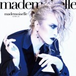 "Kamijo reveals striking cover images for ""mademoiselle"""