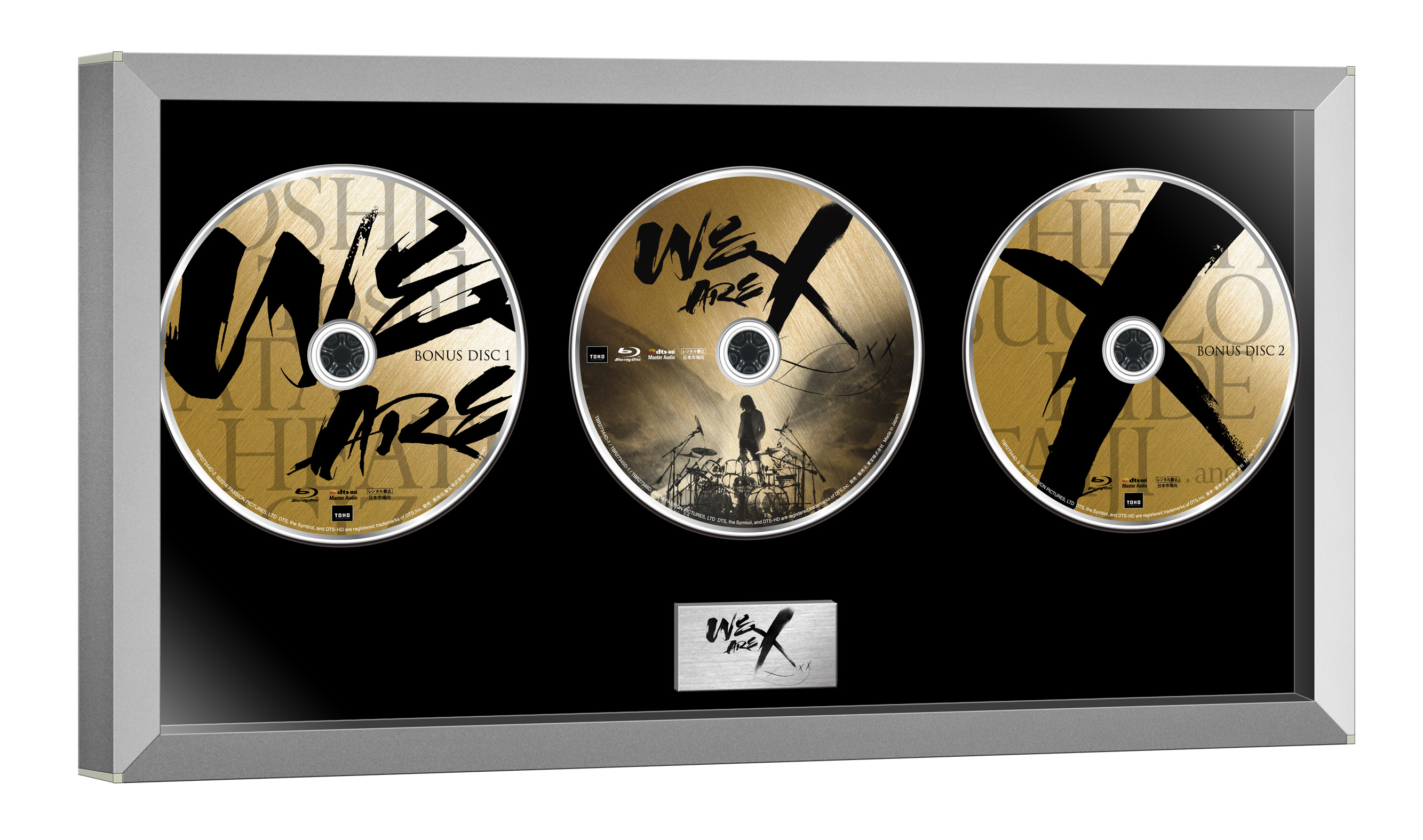 We Are X Special Edition Blu-ray to be released December 13 – JRock247