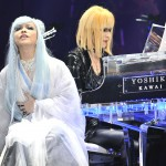 YOSHIKI brings Blade Runner chic to VAMPS Halloween Party 2017