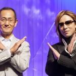 YOSHIKI and Nobel Prize winner Shinya Yamanaka collaborate to support Tokyo 2020 Olympics