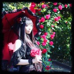 Yousei Teikoku's Empress Yui on Instagram