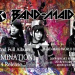 BAND-MAID to release new album World Domination