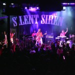 SILENT SIREN at Slim's San Francisco 2017 (Gallery)