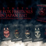 BABYMETAL to release 6 Blu-ray mega Fox Festival live set