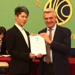 MIYAVI named first Good Will Ambassador of UNHCR from Japan
