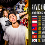 ONE OK ROCK announces 2018 Ambitions Tour Asia