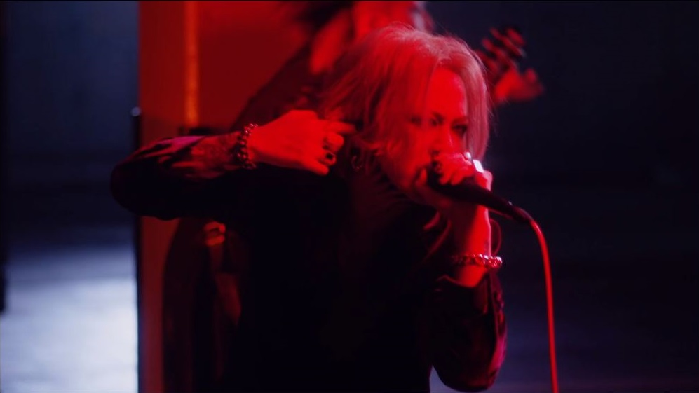 JRock247 the Gazette Ruki Falling Music Video NINTH