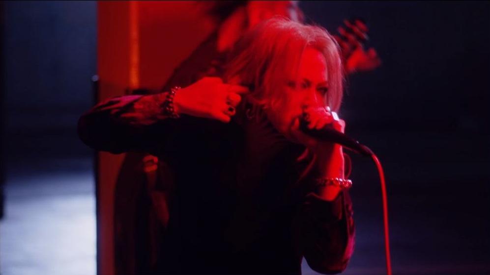 JRock247 the Gazette Ruki Falling Music Video NINTH