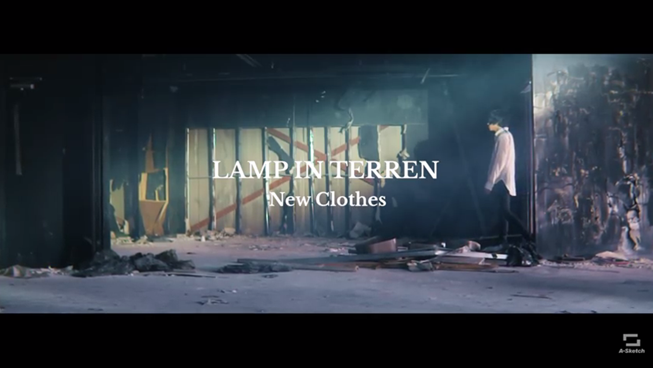 JRock247-LAMP IN TERREN-New Clothes-Video 1