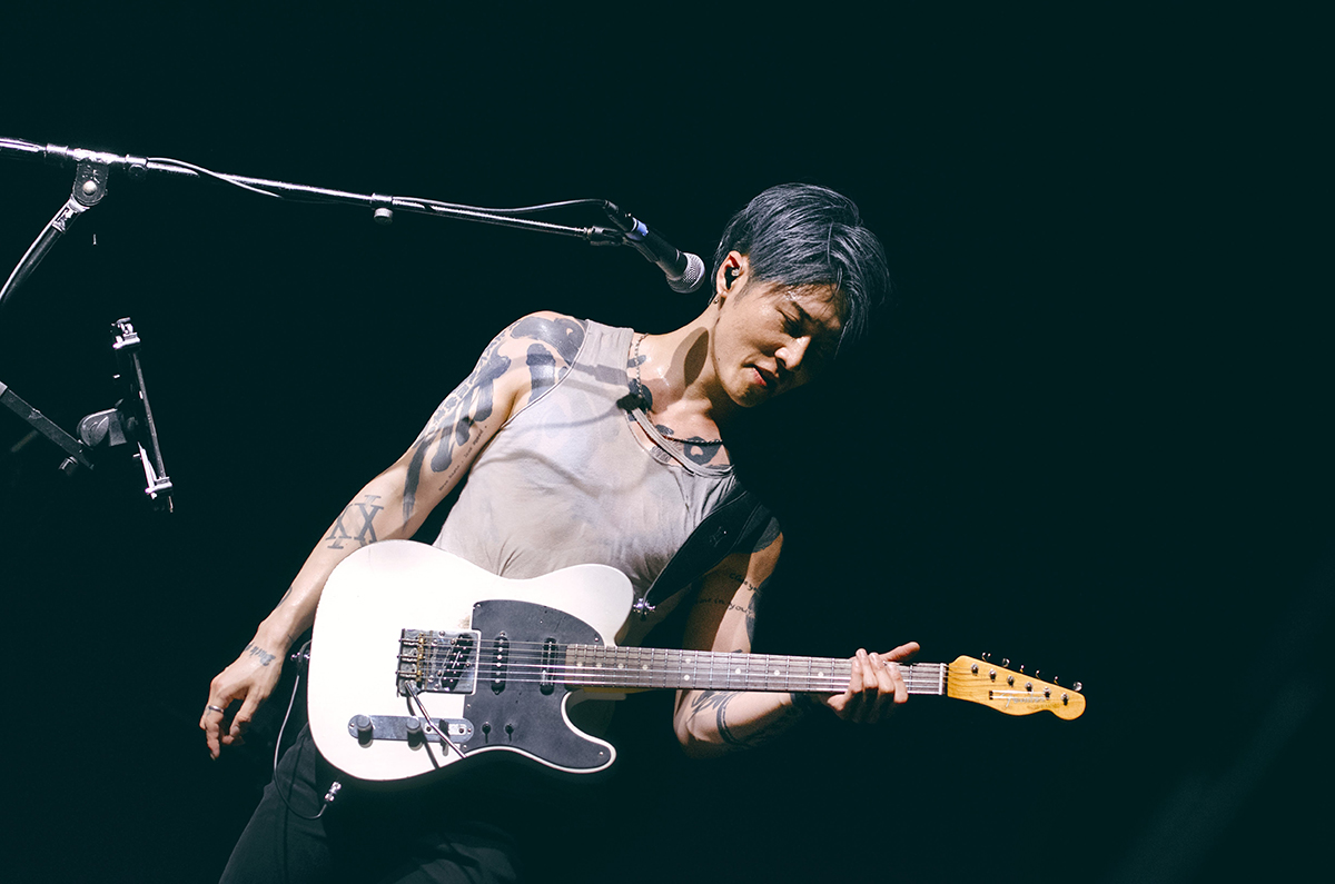 Miyavi Kicks Off Us Leg Of Day 2 World Tour With Charisma Power
